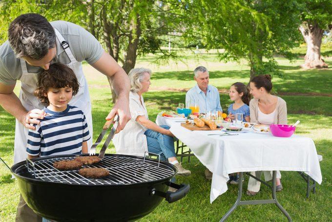 Faites briller votre barbecue