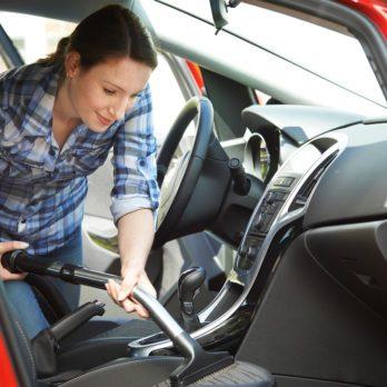 Restaurer l'intérieur d'une voiture à l'aide d'étapes simples