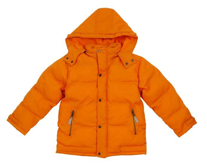 18. Faites laver vos manteaux d'hiver