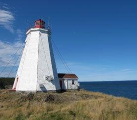 3. Grand Maman Island, Nouveau-Brunswick, Canada