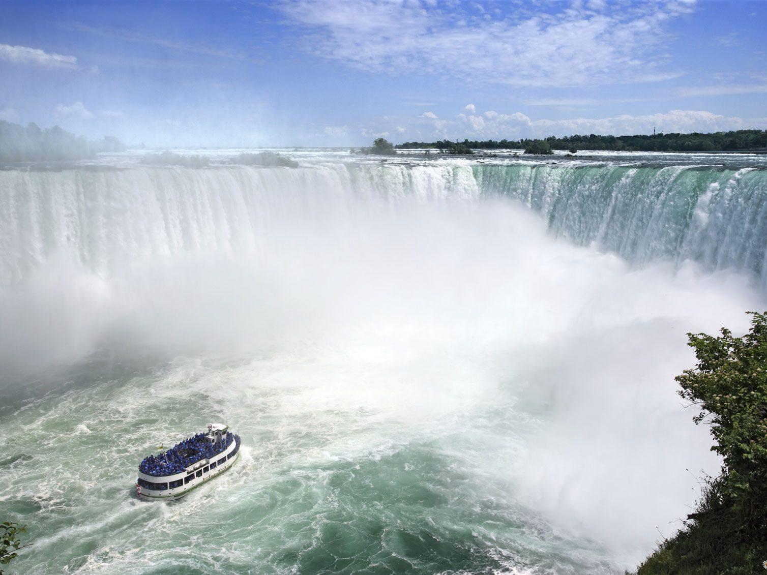 Chutes du Niagara, Ontario