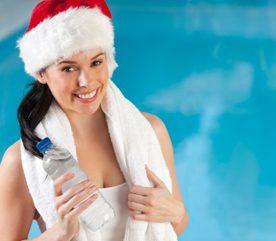 5. Soyez physiquement actif durant les fêtes!