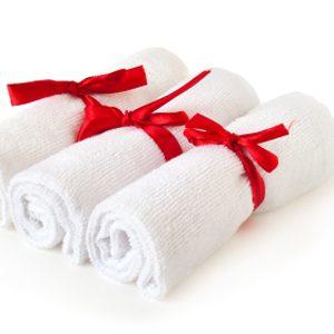 5. Décorez vos serviettes