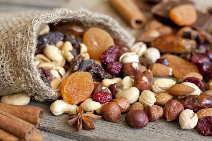 Aliment beauté : les noix pour une belle peau