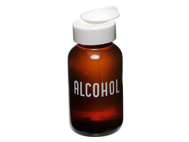 L'alcool à friction : pour nettoyer les saletés superficielles