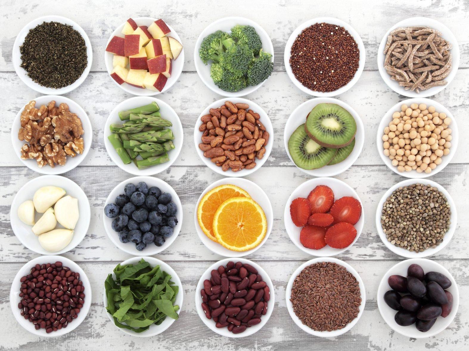 D'autres nutriments essentiels dans le cadre d'un régime végétarien