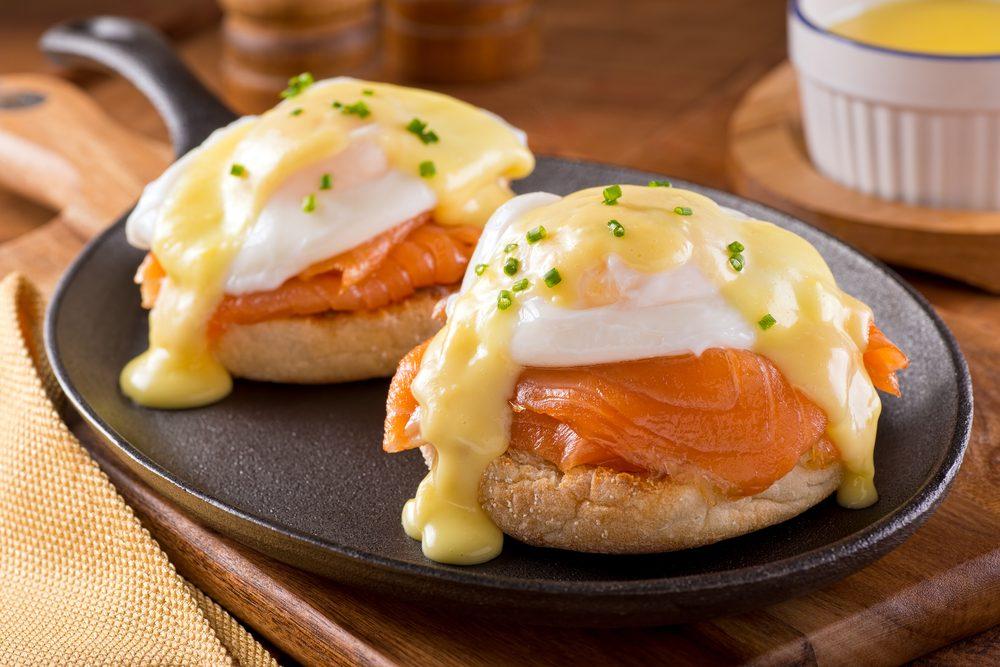 Les oeufs bénédictine, l'une des meilleures recettes pour votre brunch de Pâques