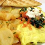 4 façons saines de manger une omelette western
