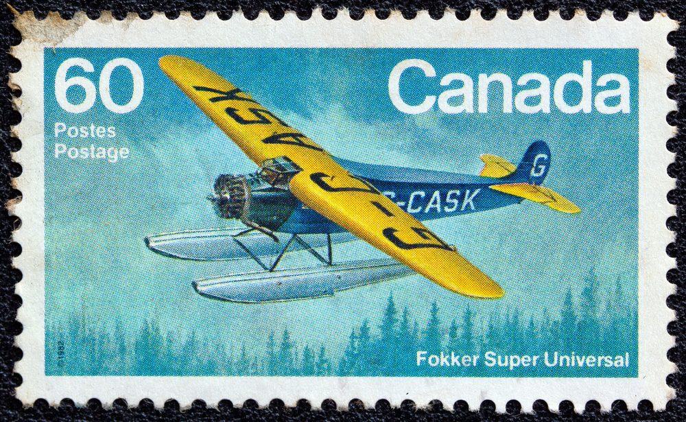 12. Avoir son visage sur un timbre-poste