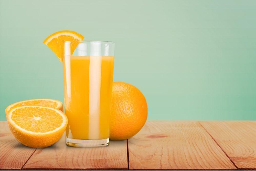 Les oranges pour favoriser la perte de poids