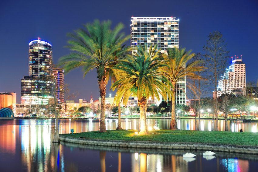 9. Orlando, Floride