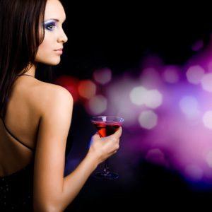 1. Sangria au melon d'eau et au champagne