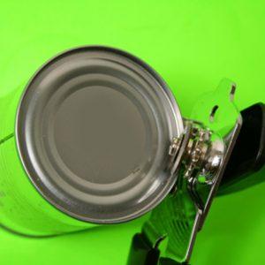 4. Nettoyer un ouvre-boîte