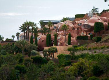 Le Palais Bulles - Théoule-sur-Mer, Côte d'Azur