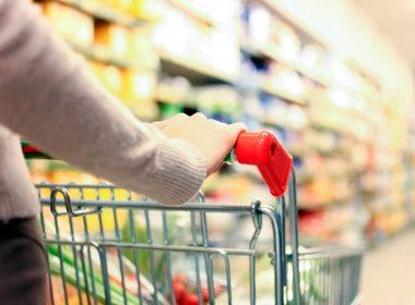 86% des gens ne désinfectent pas leur panier d'épicerie