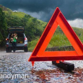 Panne d'auto et autres urgences routières : les prévenir et s'y préparer