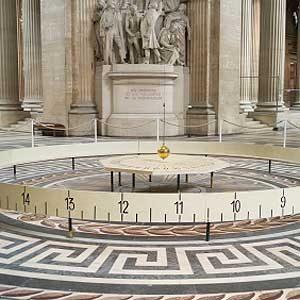 8. Le Panthéon: l'un des meilleurs sites touristiques de Paris