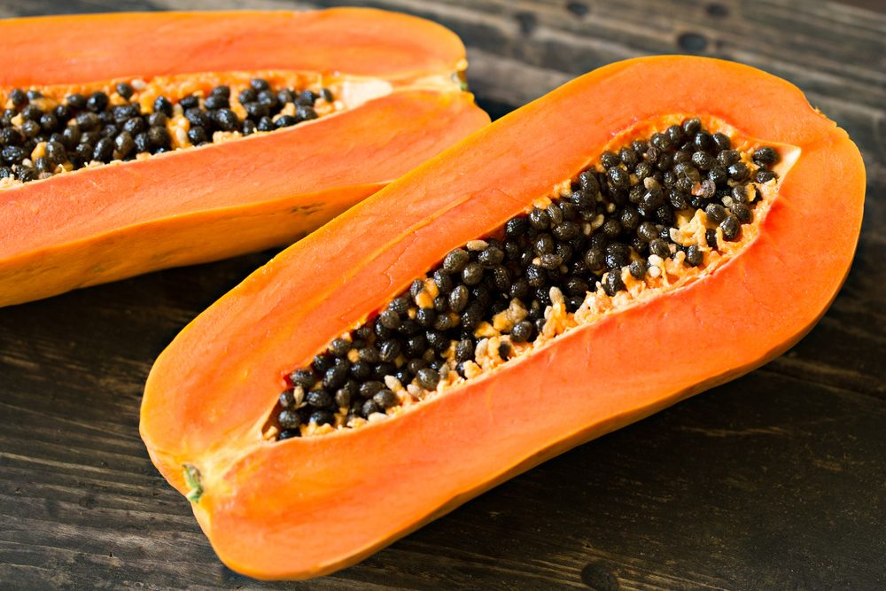 Papaya: one of the best fat-burning foods