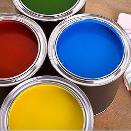 Contre les gouttes de peinture