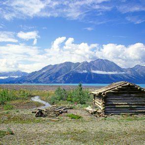 Parc national de Kluane, Yukon.
