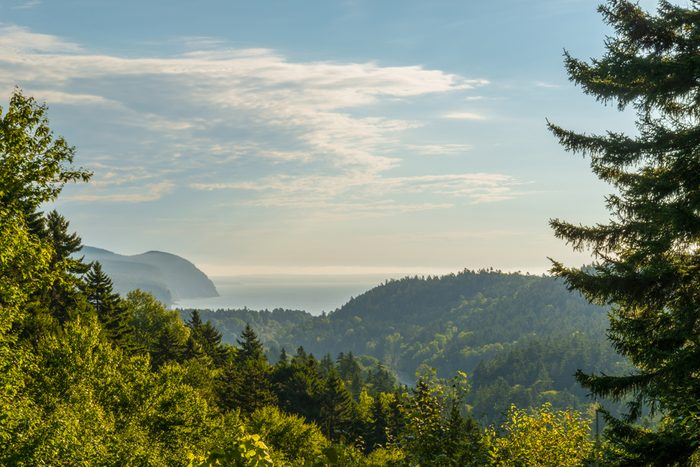 Au Canada il y a des parcs nationaux plus grands que des pays.