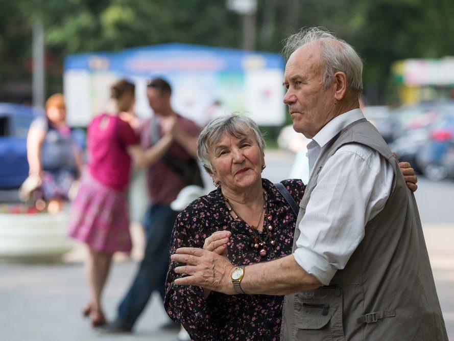 Le tango pour soigner le Parkinson?