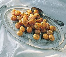 5. Pommes de terre nouvelles au four