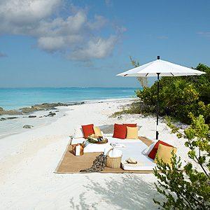 7. Parrot Cay, îles Turks et Caicos