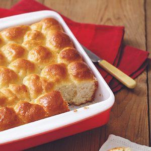 8. Petits pains à la levure