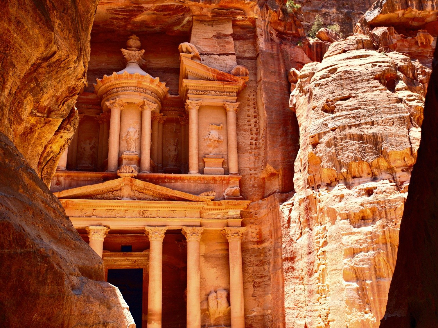 4. Petra, Ma'an Governorate, Jordanie