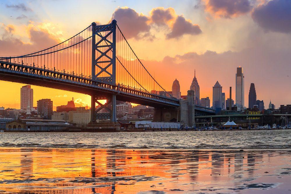 6. Philadelphie