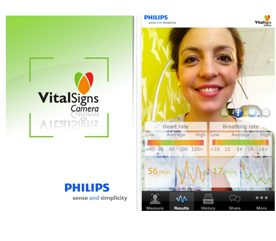 3. La caméra Vital Signs de Philips