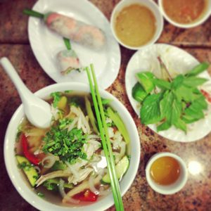 8. Les soupes tonkinoises