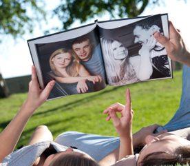 4. Mettez des photos de votre amoureux sur votre bureau
