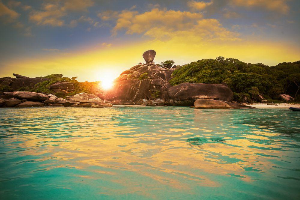 Phuket, Thaïlande: une destination soleil rêvée