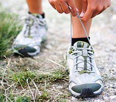 3. Combattre les odeurs de pieds