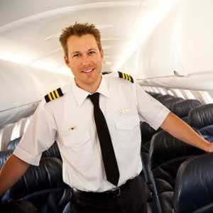 4. En avion