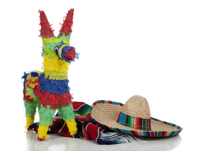 6. Piñatas