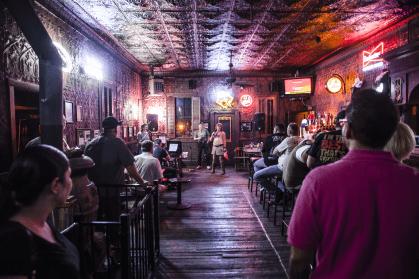3. Le Pioneer Saloon: un bar mythique à quelques minutes de Las Vegas