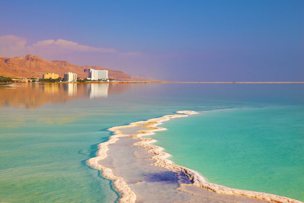 4. Mer Morte, Israël