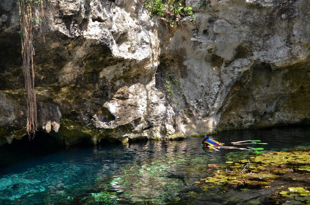 2. Gran Cenote, Mexique