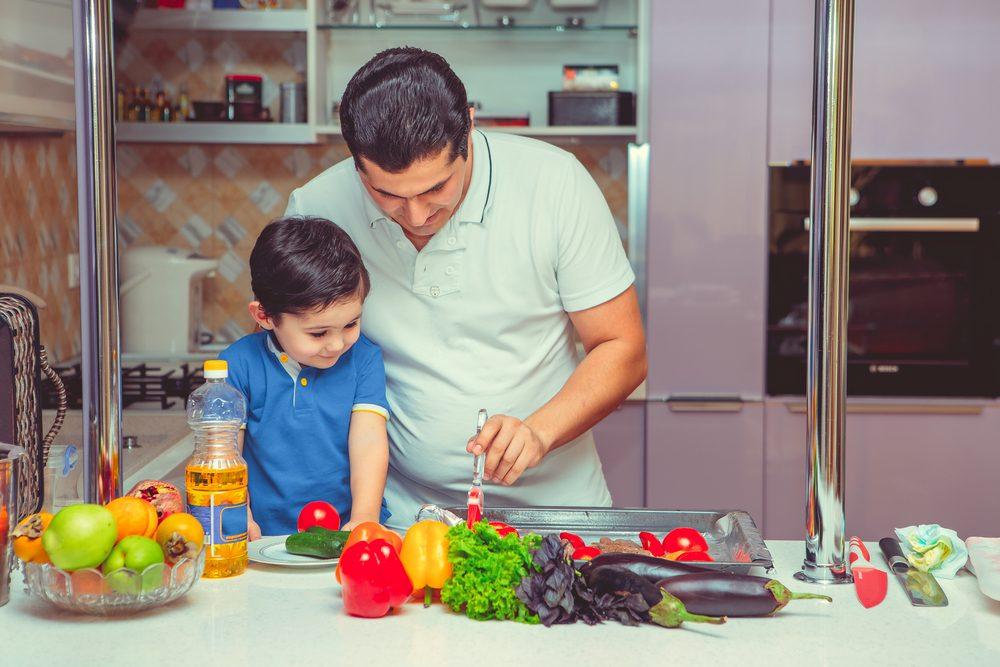 Prévoyez les repas à l'avance pour diminuer les sources de stress