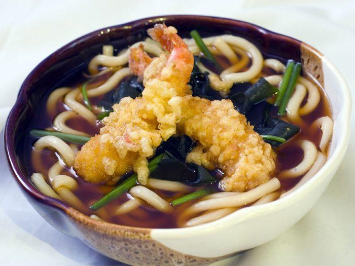 Goûter à la nourriture japonaise (autre que le sushi!)
