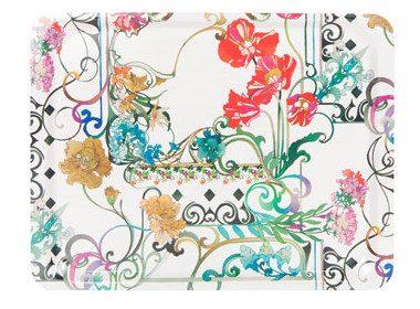 7. Plateau floral