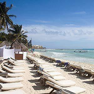 3. Playa del Carmen