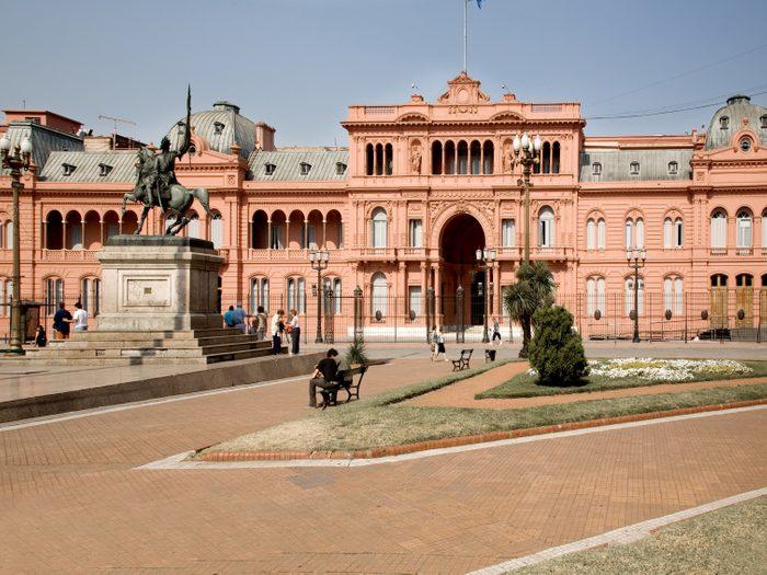 Plaza de Mayo (Place de Mai)