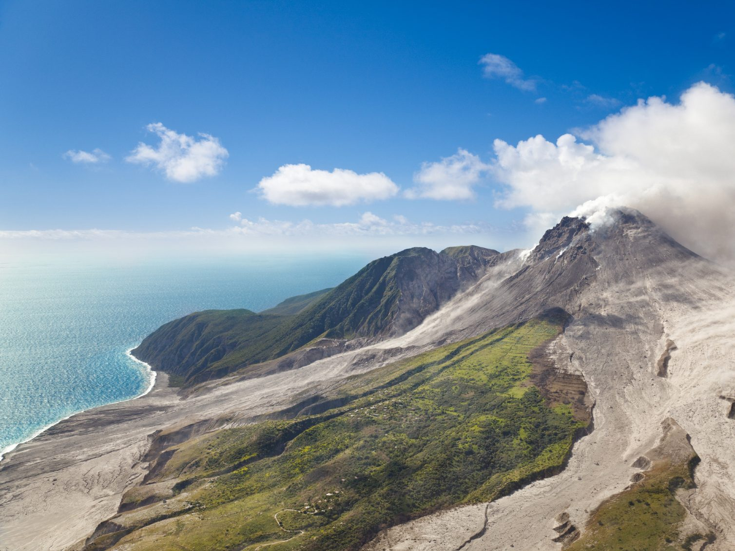 Montserrat, Antilles