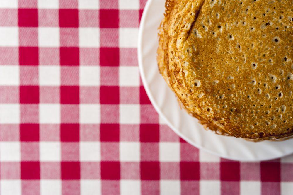 La «Ploye»: le plat traditionnel des Acadiens