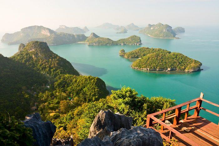 6. La plage de Kata en Thaïlande