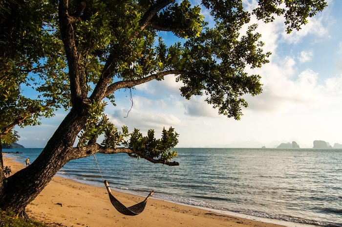 10. La superbe plage de l'île Ko Yao Noi en Thaïlande